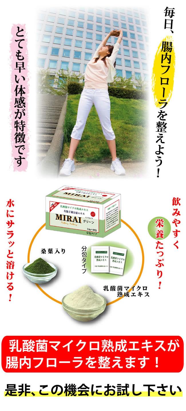 ミライグリーン4-3